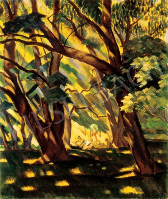 Tipary, Dezső - Lights, 1922 | 31st Auction auction / 5 Item
